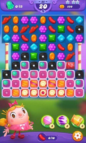 Candy Crush Friends Saga 1.36.5 Screen 2
