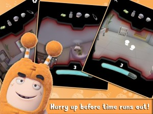 Android Oddbods Hot & Cold Hidden Object VR Game Screen 9
