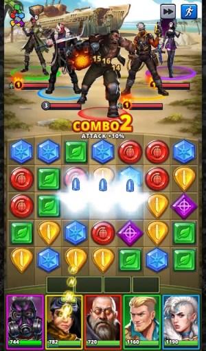 Puzzle Combat: Match-3 RPG 31.0.1 Screen 22