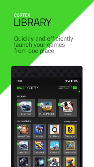 Razer Cortex 4.1.112 Screen 3
