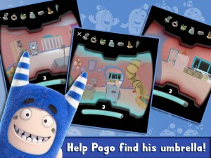 Android Oddbods Hot & Cold Hidden Object VR Game Screen 12