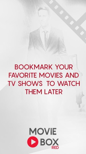 Android Movie Play Red: Free Online Movies, TV Shows Screen 2