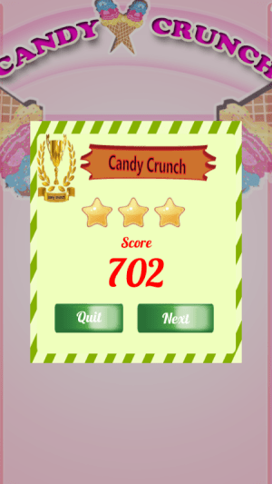 CandyCrunch Free 2.1 Screen 7