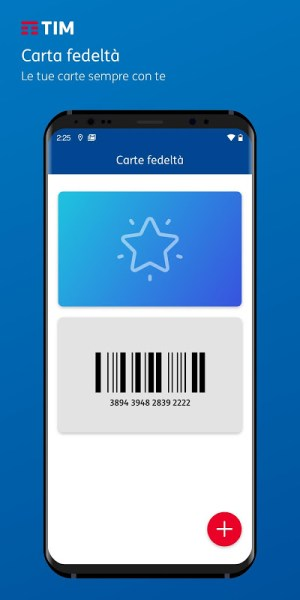 TIMpersonal 6.6.0 Screen 3