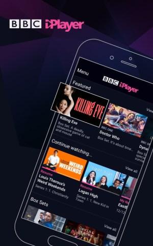BBC iPlayer 4.82.0.1 Screen 7