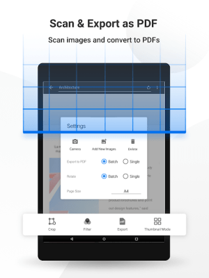 Android PDF Reader Pro - Annotate, Edit, Fill Forms & Sign Screen 18