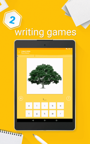 Android Learn Norwegian - 6000 Words - FunEasyLearn Screen 22