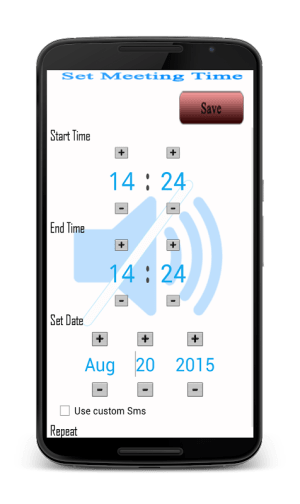Android Silent Mode Screen 3