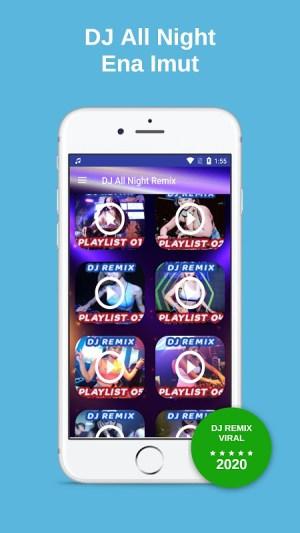 Android 🎧 Lagu All Night Ena Ena Imut ☆ DJ Remix Viral 😍 Screen 2