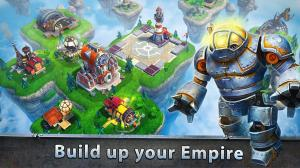 Android Sky Clash: Lords of Clans 3D Screen 2