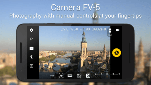 Camera FV-5 3.21 Screen 16