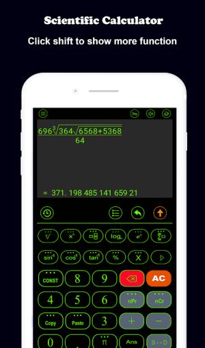 HiEdu Scientific Calculator : Fx-570vn Plus 3.9.4 Screen 1