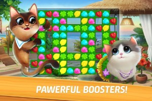Meow Match: Cats Matching 3 Puzzle & Ball Blast 0.9.1 Screen 11