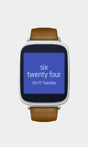 Letters Watch Face 2.1 Screen 6
