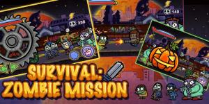 Survival: Zombie Mission 3.0 Screen 4