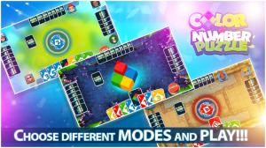 Android Play with Color & Number Puzzle - Card Game Screen 4