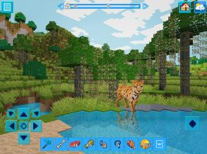 AdventureCraft: 3D Craft Building & Block Survival 4.2.0 Screen 1