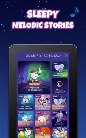 Moshi Twilight Sleep Stories: Calm Bedtime Aid 2.8.0 Screen 4