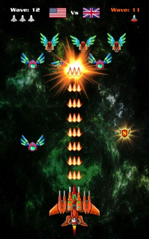 Android Galaxy Attack: Alien Shooter Screen 5