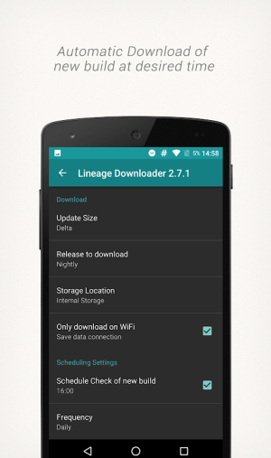 Lineage Downloader Premium 3.1.1 Screen 2