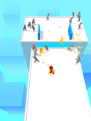 Paintman 3D - Stickman shooter 2.2.2 Screen 2
