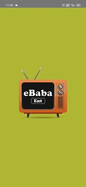 eBaba Entertainment 1.2.2 Screen 1