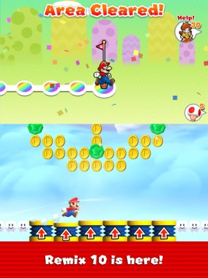 Super Mario Run 3.0.20 Screen 4