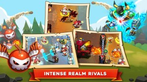 King Rivals: PvP RTS war clash strategy game 1.0.94 Screen 3