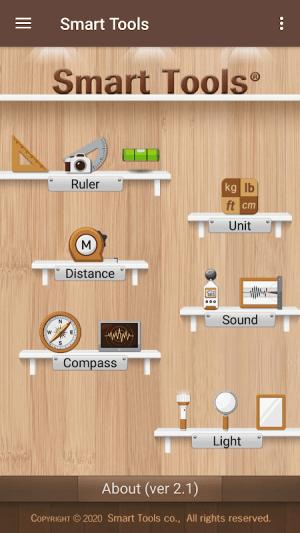 Smart Tools 2.1.2 Screen 5