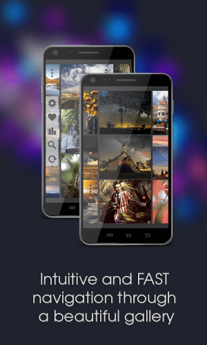 Android Wallpapers and Backgrounds Screen 1