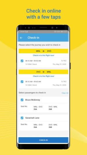 Cebu Pacific 2.63.0 Screen 5