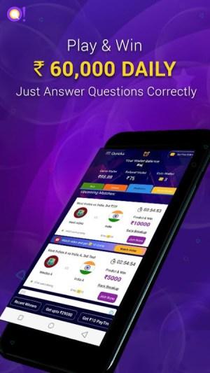 Android Qureka: Live Quiz Show & Brain Games | Win Cash Screen 6