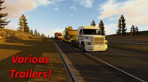 Heavy Truck Simulator 1.62 Screen 4