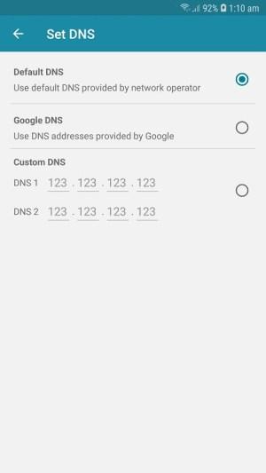 HTTP Injector (SSH/Proxy/VPN) 4.5.6 Screen 5