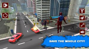 New Spider Hero Legend 3D 1.0 Screen 1