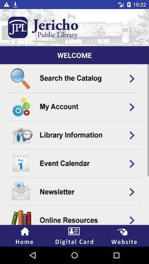 Jericho Mobile Library 4.0.5 Screen 2
