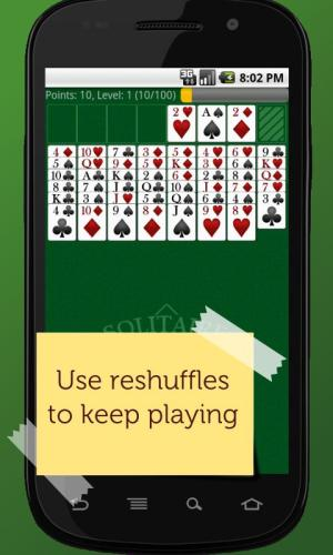 FreeCell Solitaire Champion 2.1.1 Screen 2