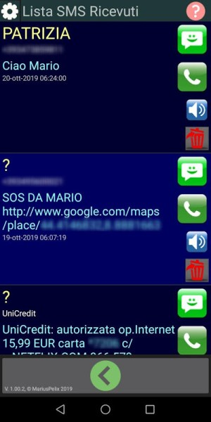 BIG, EASY SMS for senior 2.00.3 Screen 5