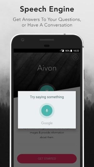 Aivon -  Artificial Intelligence Image Identifier 1.1 Screen 1