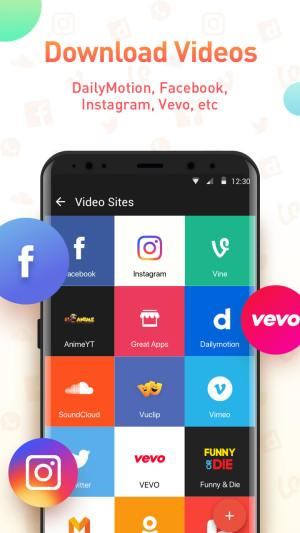Youtube Video Downloader - SnapTube Pro 4.27.11.36 Screen 1