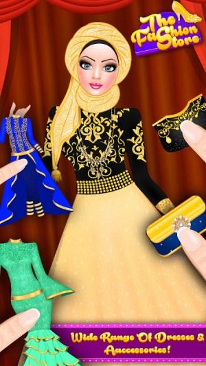 Hijab Fashion Doll Dress Up 1.2 Screen 8