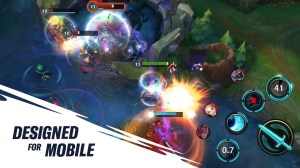 Android League of Legends: Wild Rift Screen 4