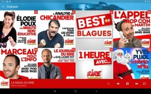 Rire & Chansons Radio 6.0.0 Screen 6