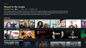 Prime Video - Android TV Last update 3 April 2020 5.2.4-googleplay-armv7a Screen 1