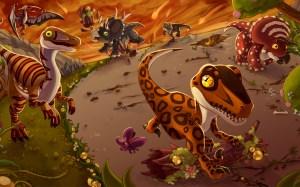 Dinos Survival Run 1.5 Screen 5
