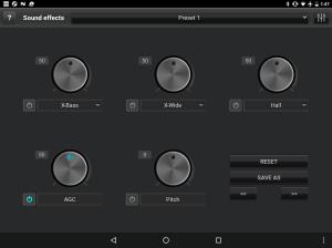 jetAudio HD Music Player 10.0.1 Screen 5