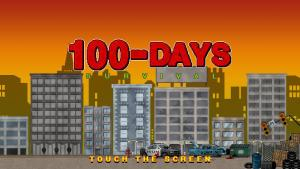 100 DAYS - Zombie Survival 2.9 Screen 5