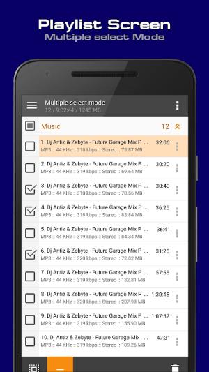 AIMP v3.00 Beta 2, build 927 (21.10.2019) Screen 2