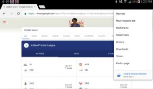 Kiwi Browser - Fast & Quiet Quadea Screen 1