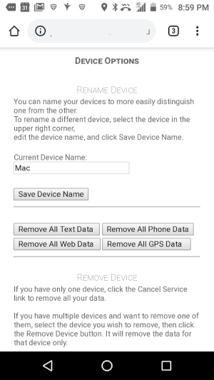 Phone Tracker Free Official Site 2.2.6 Screen 1